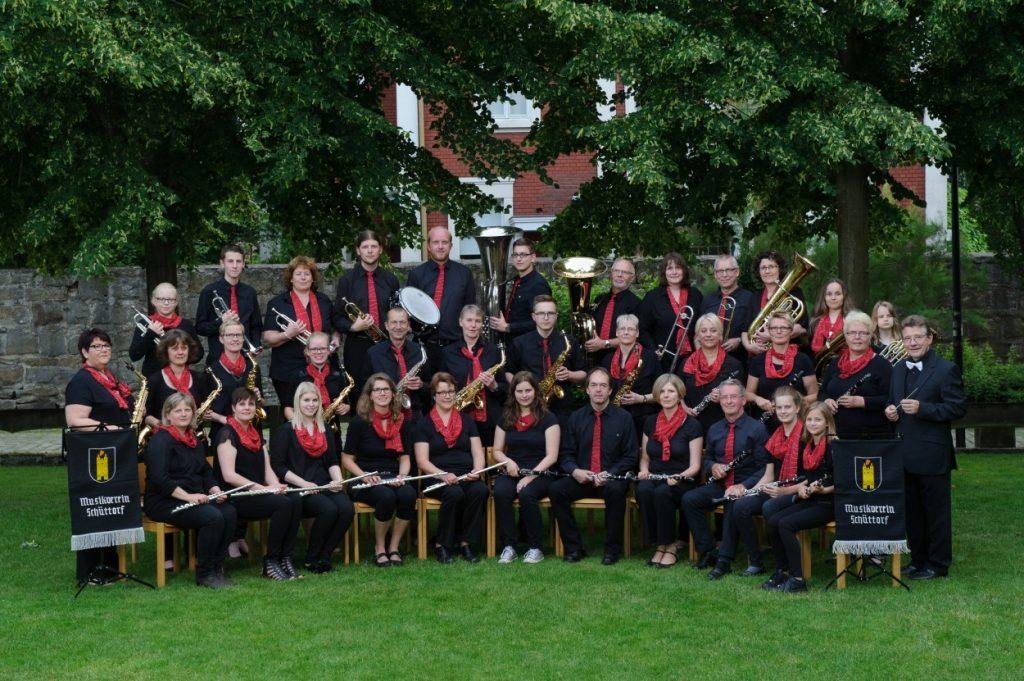 Bild des gesamten Orchesters
